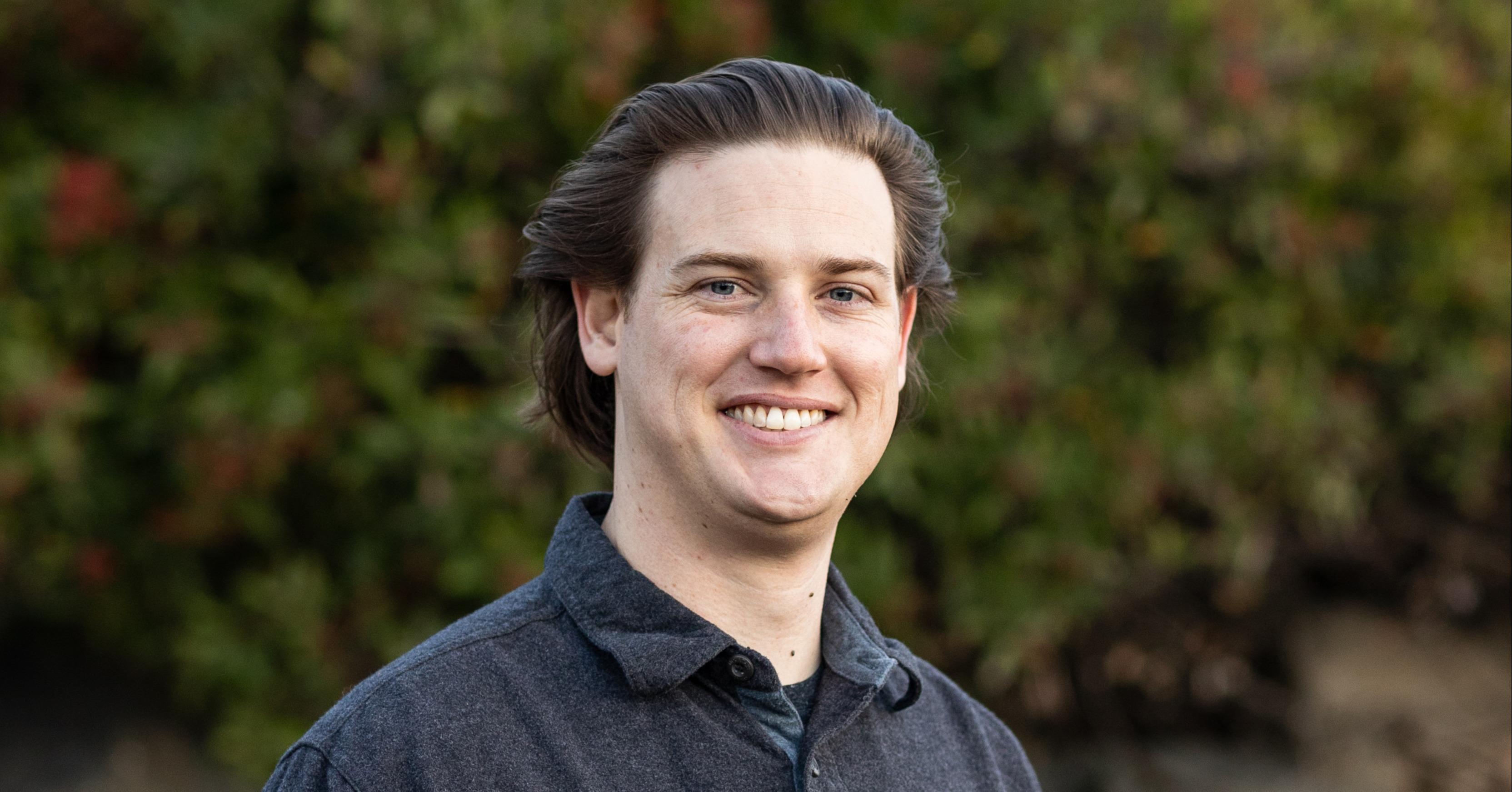 Michael McSunas, Senior Bioprocess Engineer